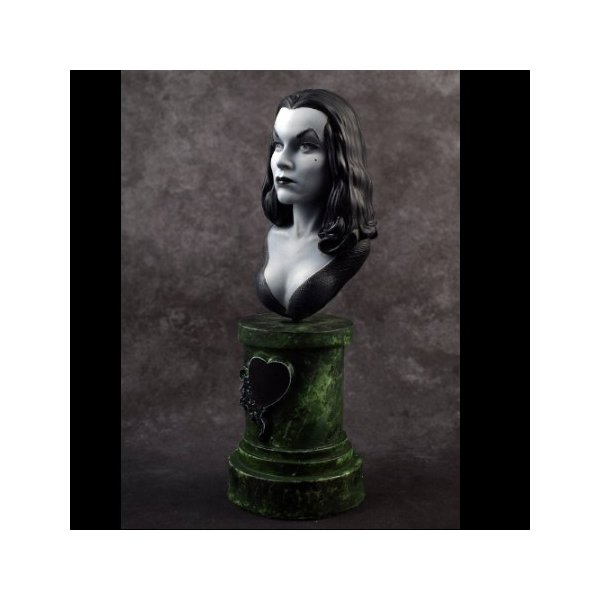 Vampira 1/7scale Bust kit【取り寄せ】|roswell-japan|02