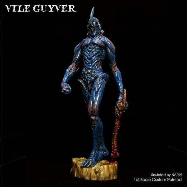 VILE GUYVER 完成品|roswell-japan|02