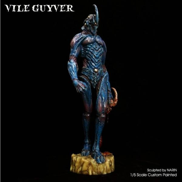 VILE GUYVER 完成品|roswell-japan|03