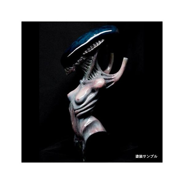 Xenomorph Bust kit【入荷中】|roswell-japan|08