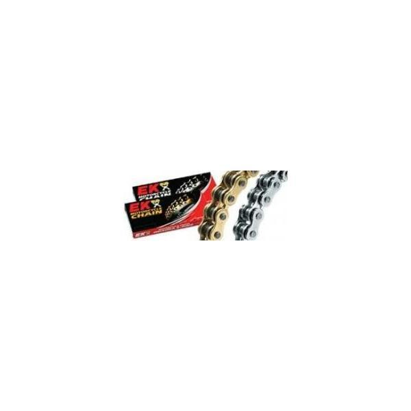 【EK】 STDチェーン 420 スチール 140L|roughandroad-outlet