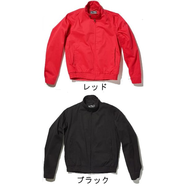 KADOYA CRUISE RIDE-HFP No.6553 クルーズライド HFP スイングトップ ジャケット カドヤ K'S PRODUCT|roughandroad-outlet