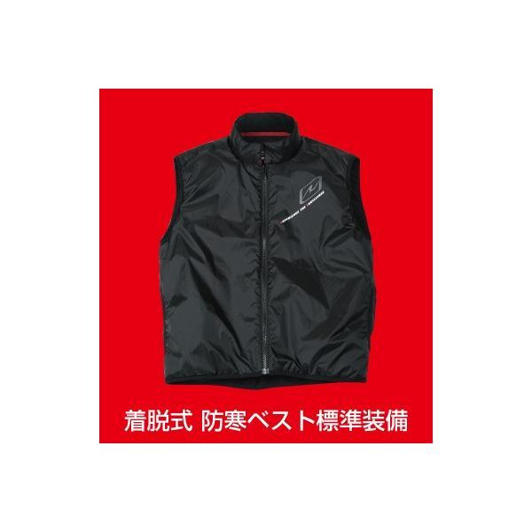 【サイズ交換可能】 ラフアンドロード RR4006 SSFスポーツライドジャケット ROUGH&ROAD|roughandroad-outlet|11