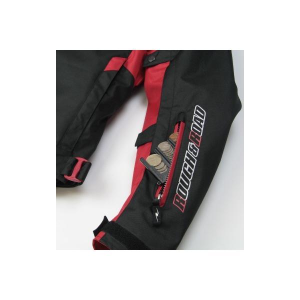 【サイズ交換可能】 ラフアンドロード RR4006 SSFスポーツライドジャケット ROUGH&ROAD|roughandroad-outlet|17