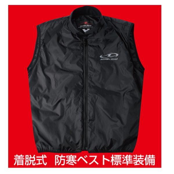 【サイズ交換可能】 ラフアンドロード RR4011 SSFライディングジャケット|roughandroad-outlet|07