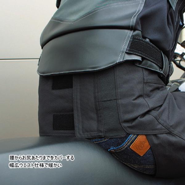 【サイズ交換可能】 ラフアンドロード RR7700 イージーラップオーバーパンツ|roughandroad-outlet|05