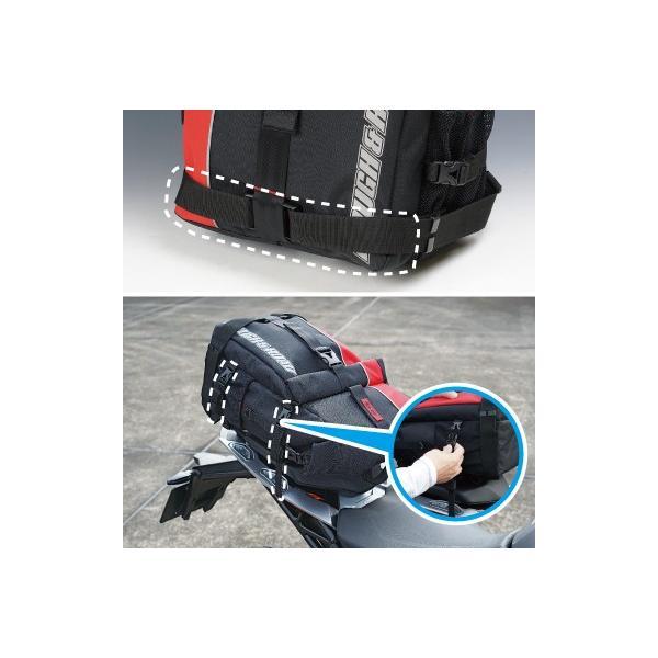 【サイズ交換可能】 ラフアンドロード RR9304 AQA DRY バックパックPRO ROUGH&ROAD|roughandroad-outlet|15