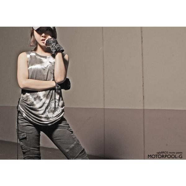 uglyBROS MOTOPANTS MOTORPOOL-G  UB1004 アグリブロス モトパンツ【Women's】|roughandroad-outlet|13