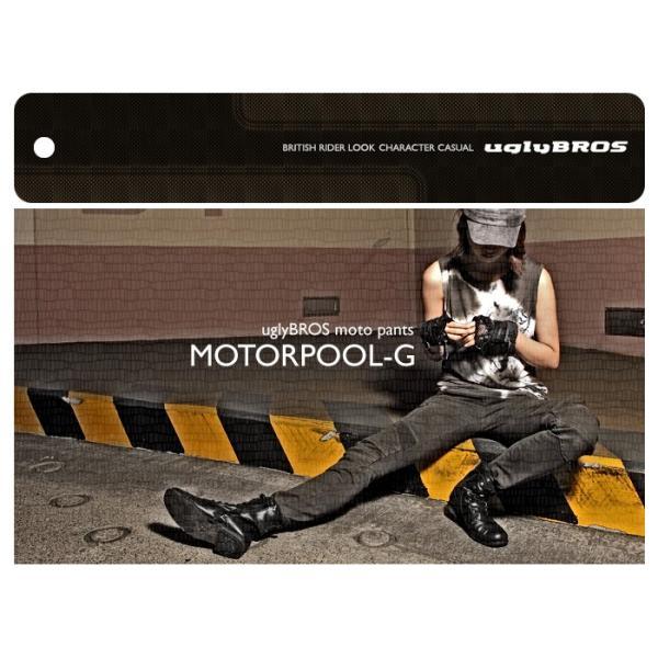 uglyBROS MOTOPANTS MOTORPOOL-G  UB1004 アグリブロス モトパンツ【Women's】|roughandroad-outlet|09