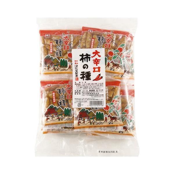 大辛口 柿の種 224g(14袋)