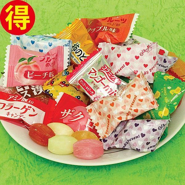 扇雀飴 Aピローキャンデー 1kg(約250粒)