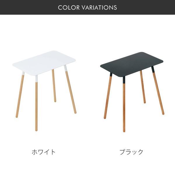 PLAIN サイドテーブル 角型 tsk | 家具 テーブル 木製 脚 四角 ラウンド リビングテーブル コーヒーテーブル ナイトテーブル|royal3000|04