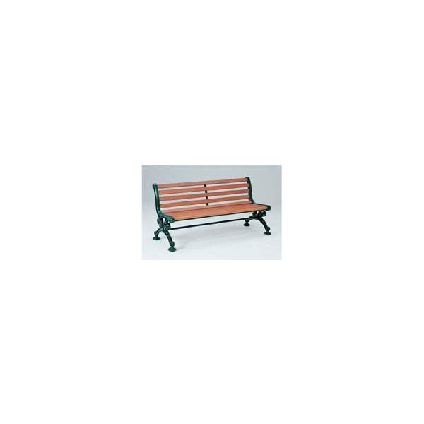 アンティーク ベンチ肘なし 185cm 業務用 | ベランダ ガーデンチェア 庭 ガーデン ガーデニング 屋外ベンチ チェア チェアー ガーデンベンチ 椅子 テラス