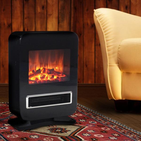 暖炉型セラミックヒーター スイング tsk | だんろ 暖炉 暖炉型 ヒーター 暖炉型ファンヒーター セラミックファンヒーター 足元暖房 セラミックヒーター|royal3000|02