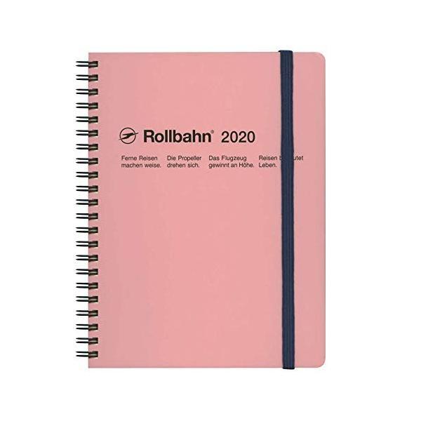 ロルバーン ダイアリー A5サイズ 2019年10月はじまり (ライトピンク)|rrp-rrp-rrp|08