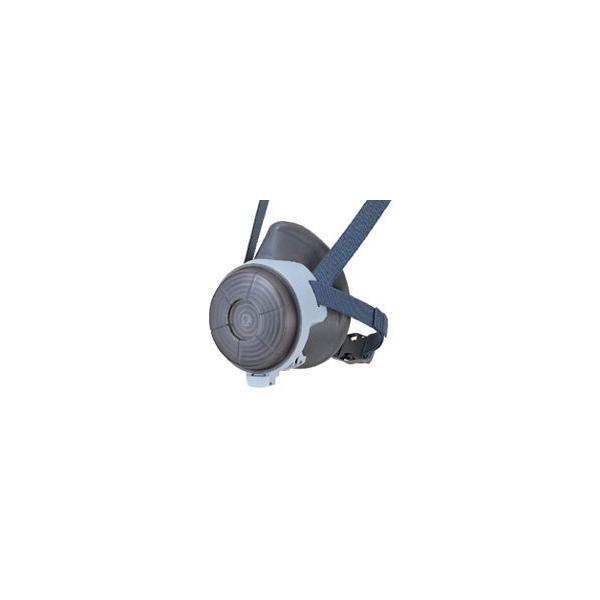 重松 取替え式RL2半面形防塵マスク DR77R2(S、M、M/EE、Lサイズ)1個