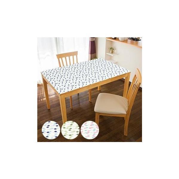 TABLECLOTH DECORATION テーブルデコレーション 貼る!テーブルシート 90cm×150cm モザイクタイル