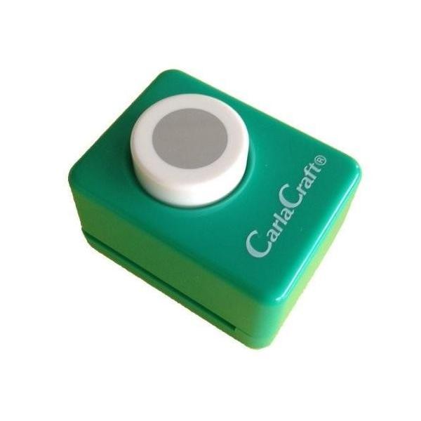 Carla Craft(カーラクラフト) クラフトパンチ(小) サークル 1/2 CP-1 4100669