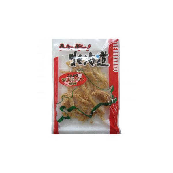 三友食品 珍味/おつまみ うまいぞー!北海道 こんがり焼いかロースト ピリ辛味 70g×20袋