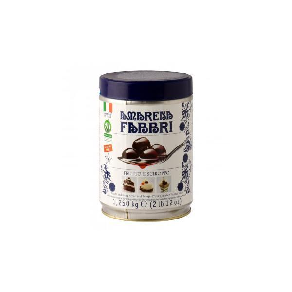 ファッブリ アマレーナ シロップ漬け 1250g 6個セット 2452