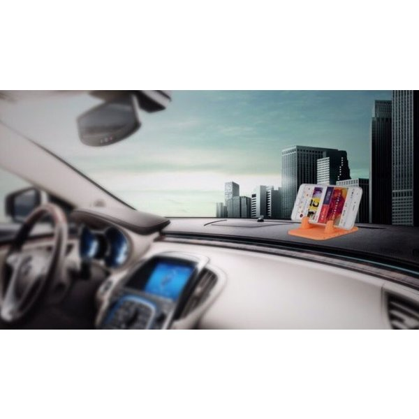 車載ホルダー スマホホルダー 車 ダッシュボード スマホスタンド 卓上 充電 iPhone タブレット 滑り止め R1200-JH rtk0727 06