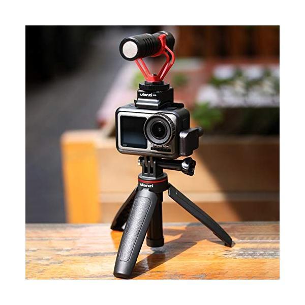 自撮り棒 セルカ棒 3段伸縮 3way自撮り棒 +伸縮一脚+三脚 GoPro hero 8 7 6/GoPro MAX用 DJI OSMO ACTIO|rtmy-rtmy-rtmy|05