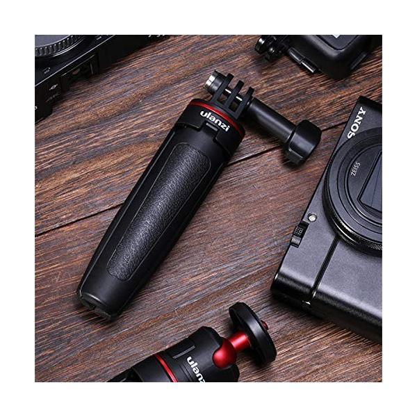 自撮り棒 セルカ棒 3段伸縮 3way自撮り棒 +伸縮一脚+三脚 GoPro hero 8 7 6/GoPro MAX用 DJI OSMO ACTIO|rtmy-rtmy-rtmy|07