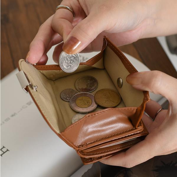 レガートラルゴ 財布 三つ折り財布 3つ折り レディース サイフ ミニ ウォレット 小さめ カード コイン ケース 小銭入れ コンパクト Legato Largo 2001m|ruckruck|05