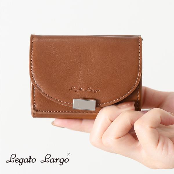 レガートラルゴ 財布 三つ折り財布 3つ折り レディース サイフ ミニ ウォレット 小さめ カード コイン ケース 小銭入れ コンパクト Legato Largo 2001m|ruckruck|09