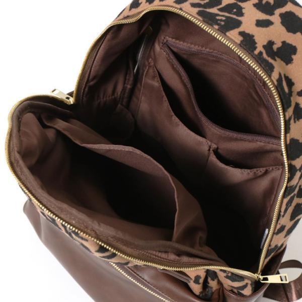 リュックサック レディース デイパック バックパック バッグ a4 通勤 通学 旅行 マザーズバッグ ママ 大容量 ブランド 背面ファスナー|ruckruck|05