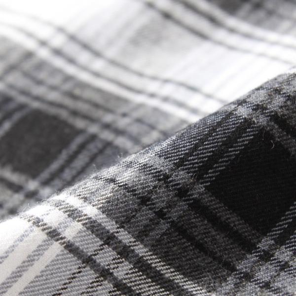 シャツ レディース トップス ブラウス 長袖 羽織り バルーンスリーブ ゆったり 大きめ カジュアル テールカット 秋冬|ruckruck|10