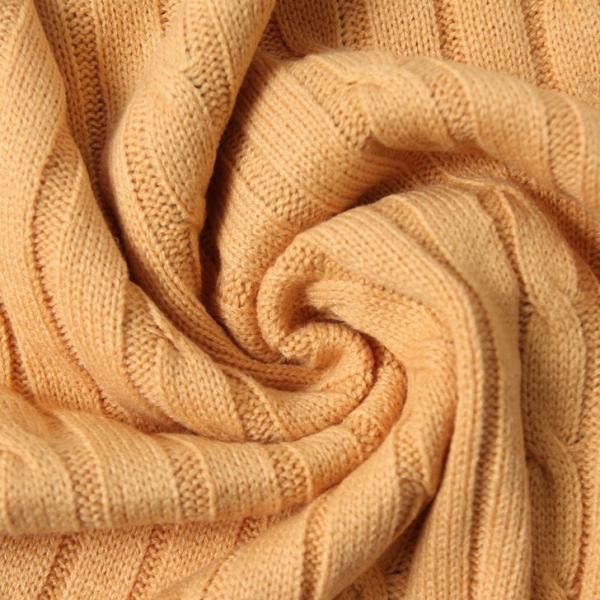 カーディガン レディース 羽織り 秋冬 セーター ケーブル編み 長袖 上着 アウター マルチカラー 配色 可愛い 暖か ruckruck 09