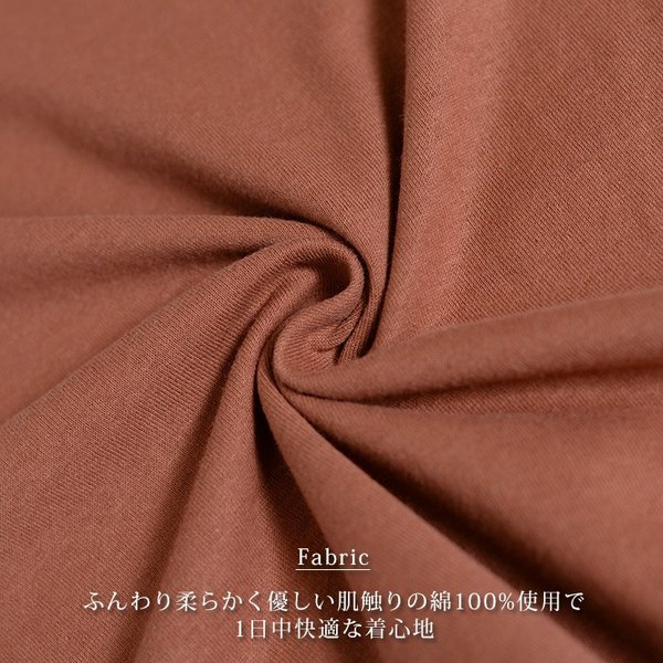 Tシャツ レディース カットソー 春 夏 半袖 ゆったり 大きめ 綿100% ロング ロゴ プリント カジュアル ビッグ 英字 手書き風 2006ss|ruckruck|15