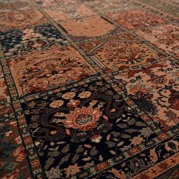 Wilton Carpets Outlet Factory: カーペット ウィルトン織 ウール 絨毯 ラグマット ベルギー製 140x200 :woolwilton7042
