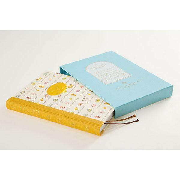 育児日記 3年連用 すくすく水色 ミドリ 12191 *ネコポス不可*