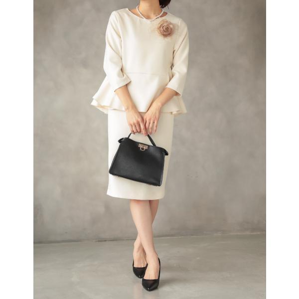 コサージュ ブローチ ヘアアクセ フラワー 羽 花 バラ 薔薇 レース リアルフェザー|rumsee|11