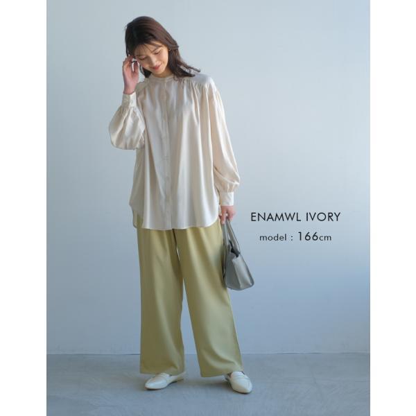 ローファー パンプス  フラットシューズ 靴 ポインテッド エナメル スエード 大きいサイズ 秋冬|rumsee|12