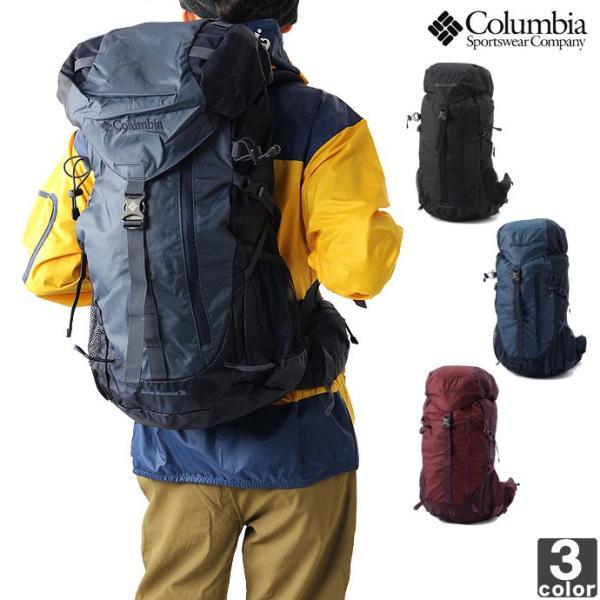63cd35d274e5 ザック コロンビア Columbia PU8179 バークマウンテン バックパック 2 30L 1904 登山 アウトドア 2019年春