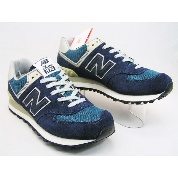 ... New Balance Chaussures ML 574 VN Femme Bleu Foncé Vv-jQYl various  design 64b13 40646  ユニセックス◇ニューバランスML 574 VN ネービー人気の定番クラシック ... e151d038b0ab