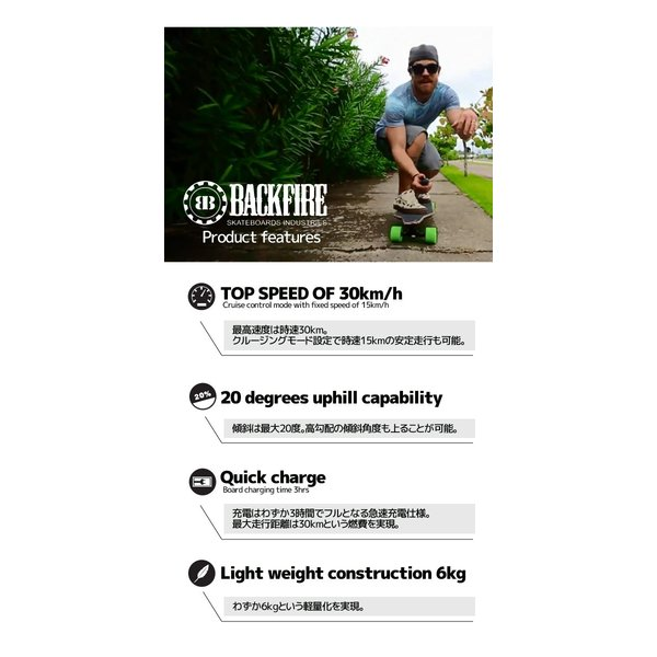 電動スケートボード 充電式 電動スケボー モーター 電動パワーボード 早い 1200w モーター ロング スケートボード スケボー プレゼント[ta]|rush-mall|06