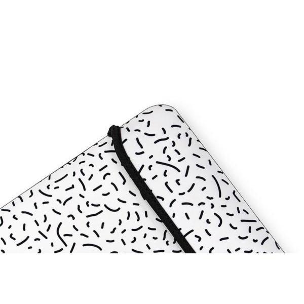 UNIQFINDユニークファインド MacBook Air/Pro 13インチ スリーブ/ソフトケース Confetti【Apple アップル マック