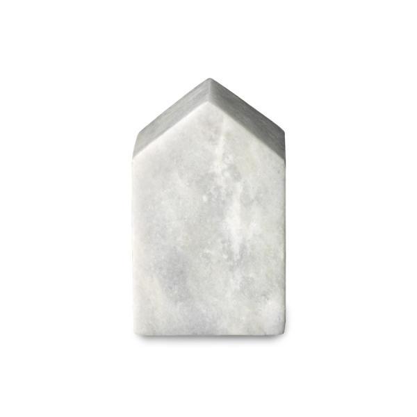 Bloomingvilleブルーミングヴィル 家の形をした置物 Mサイズ 大理石【北欧雑貨 小物 置物 インテリア 陶磁器 おしゃれ リビング雑貨 】