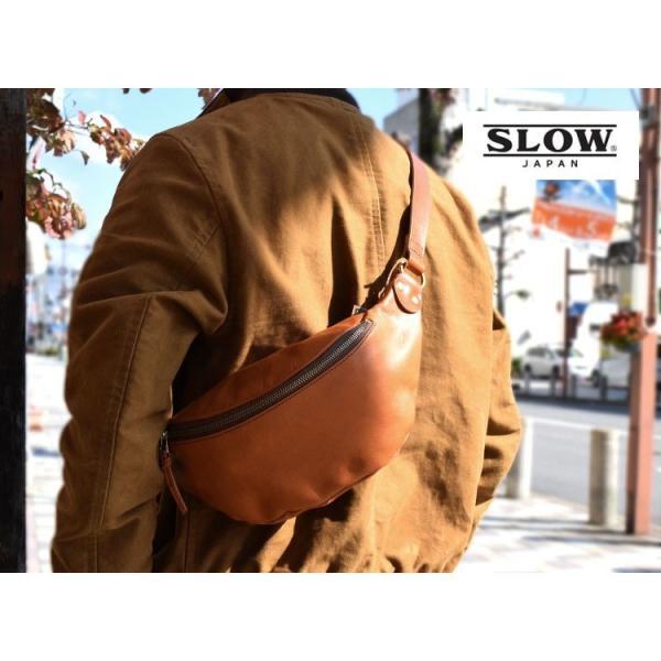 バッグ スロウ(SLOW)ルボーノ(rubono) 2017年秋冬モデル fanny pack