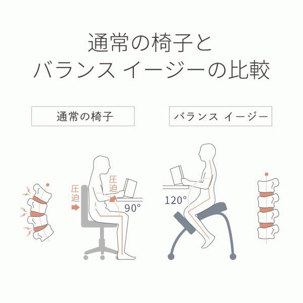 学習椅子 木製 学習チェア 姿勢 イス 姿勢が良くなる椅子 バランスチェア イージー rybohouse 06
