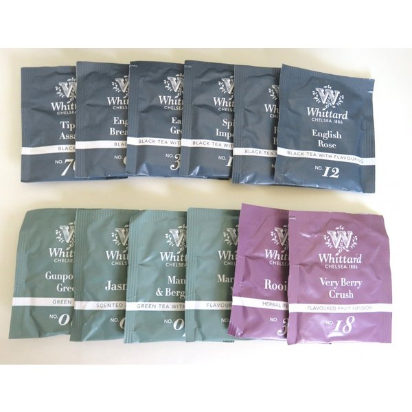 Whittard (ウィッタード) ハーブ&フルーツティー、フレーバーティー  ティーバッグ ばら売り 単品 英国紅茶|ryoshindoshop|03