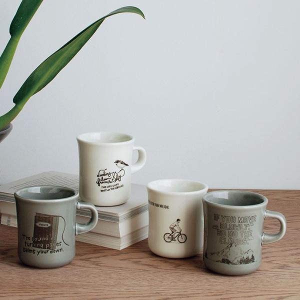 RoomClip商品情報 - KINTO キントー マグカップ 250ml SCS 陶器 全4柄