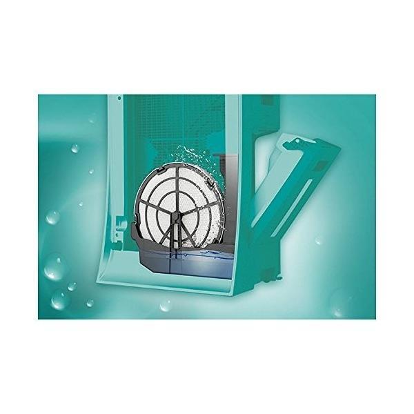 パナソニック PM2.5対応加湿空気清浄機(空清25畳まで/加湿14畳まで ホワイト)Panasonic nanoe(ナノイー)・ECONA
