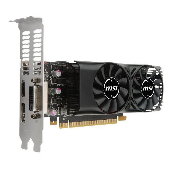 MSI GeForce GTX 1050 Ti 4GT LP グラフィックスボード LPモデル VD6238|rysss|03