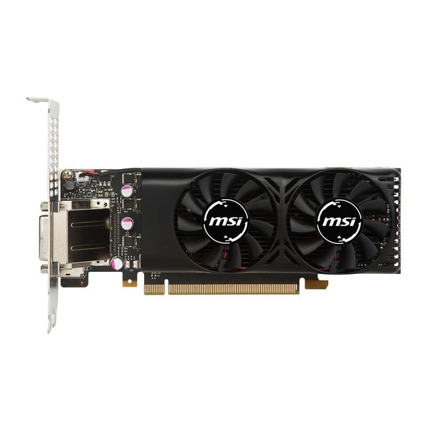 MSI GeForce GTX 1050 Ti 4GT LP グラフィックスボード LPモデル VD6238|rysss|06