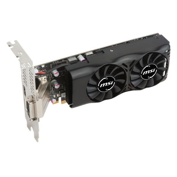 MSI GeForce GTX 1050 Ti 4GT LP グラフィックスボード LPモデル VD6238|rysss|07